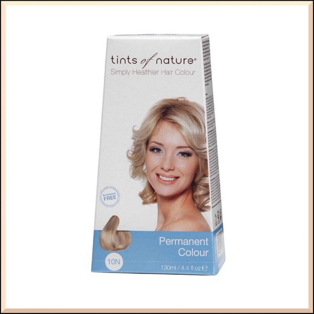 coloration cruelty free blond platine tints - Coloration Platine