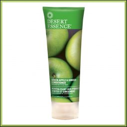 "Après shampoing ""Pomme & Gingembre"" 237 ml - Desert Essence"