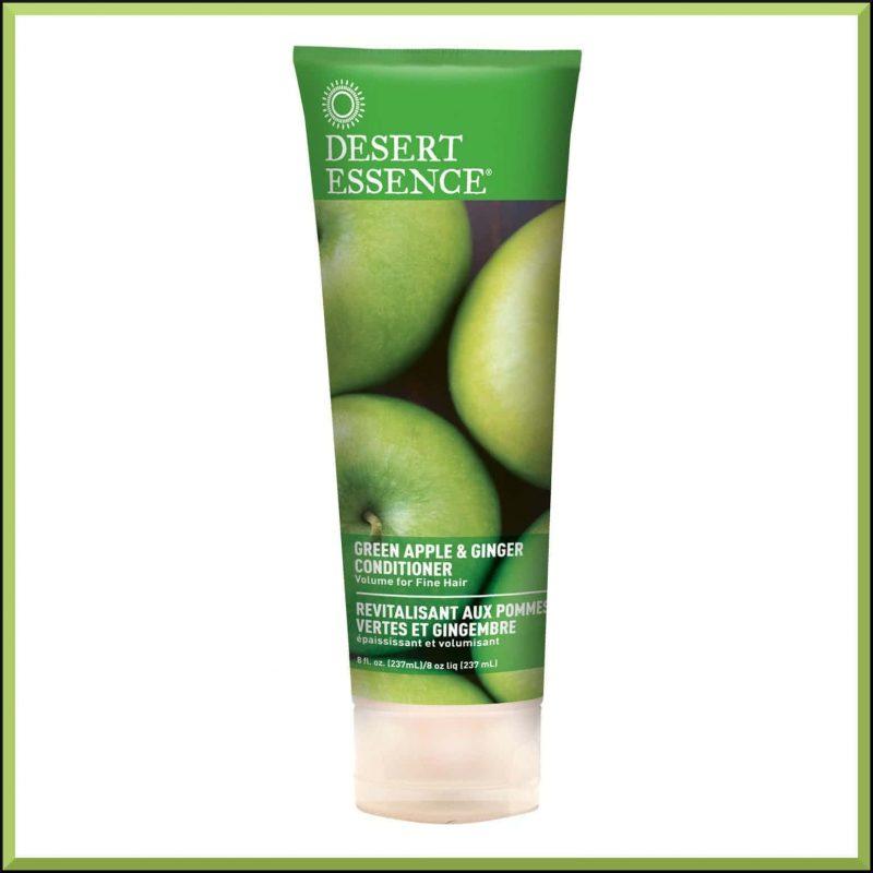 Après shampoing vegan pomme & gingembre - Desert Essence