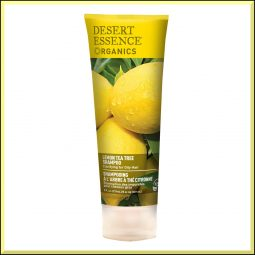 """Shampoing """"Citron & Arbre à thé"""" 237ml - Desert Essence"""