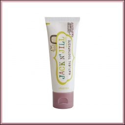 Dentifrice vegan & bio parfum Framboise 50gr