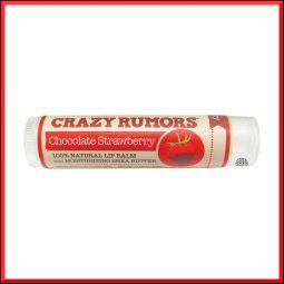 "Baume à lèvres ""Chocolate Strawberry"" 4.2gr - Crazy Rumors"