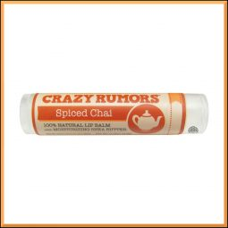 "Baume à lèvres ""Spiced Chaï"" 4.2gr - Crazy Rumors"