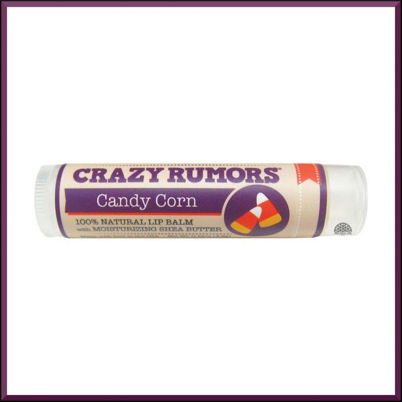 "Baume à lèvres ""Candy Corn"" 4.2gr - Crazy Rumors"