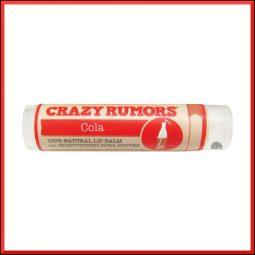 """Baume à lèvres """"Cola"""" 4.2gr - Crazy Rumors"""