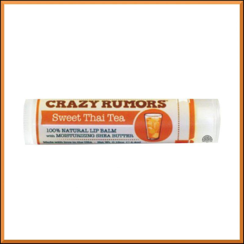 "Baume à lèvres ""Sweet Thaï Tea"" 4.2gr - Crazy Rumors"