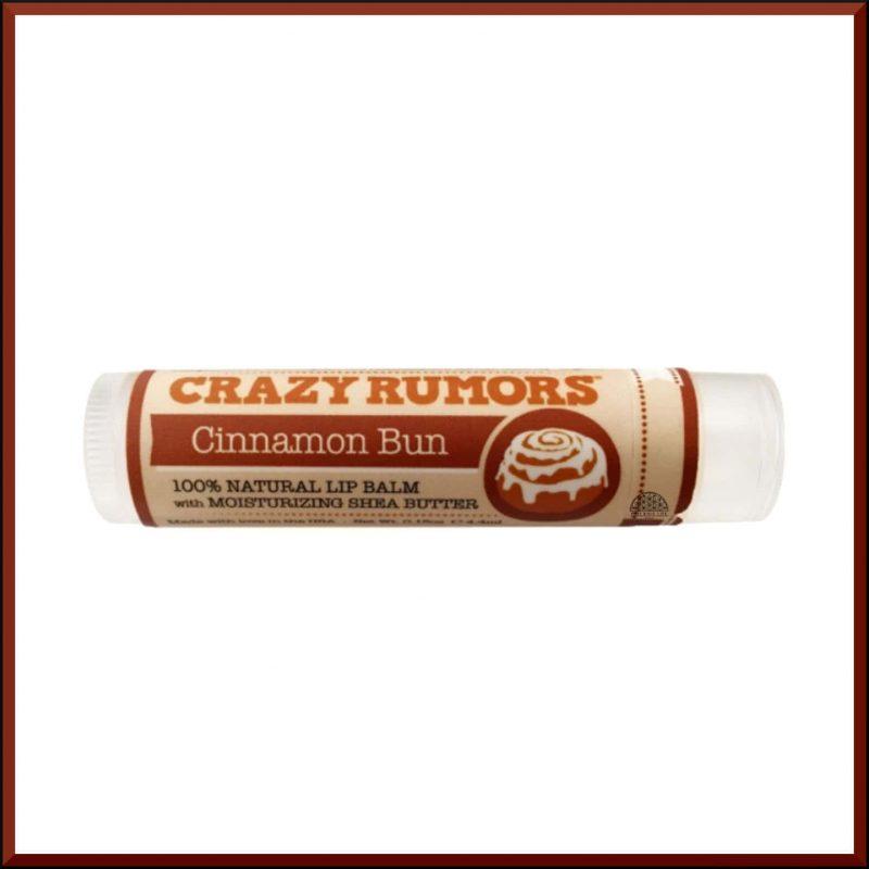 "Baume à lèvres ""Cinnamon Bun"" 4.2gr - Crazy Rumors"