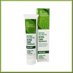Dentifrice sans fluor & vegan Ultra Care 175gr