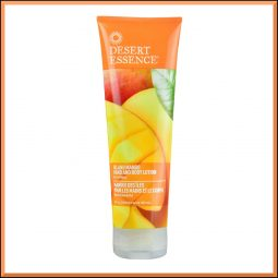 "Lotion hydratante corps ""Mangue"" 237ml - Desert Essence"