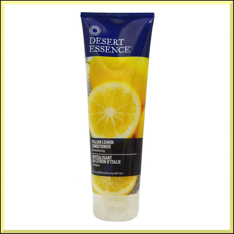 Après shampoing vegan citron italien Desert Essence