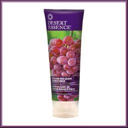 "Après shampoing ""Raisin Rouge"" 237 ml - Desert Essence"