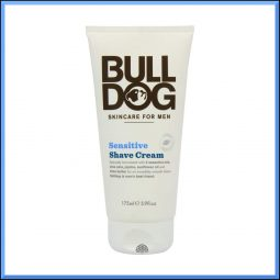 Gel à raser peau sensible 175ml - Bulldog Natural Skincare