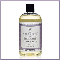 "Bain moussant ""Lavande & Camomille"" 500ml - Deep Steep"
