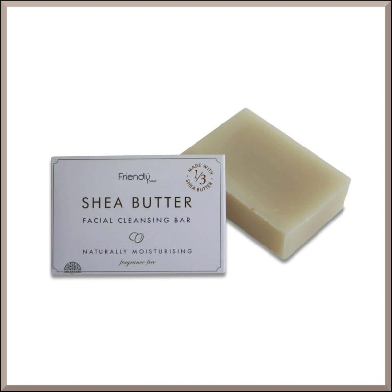 "Savon SAF ""Beurre de Karité"" 95gr - Friendly Soap"