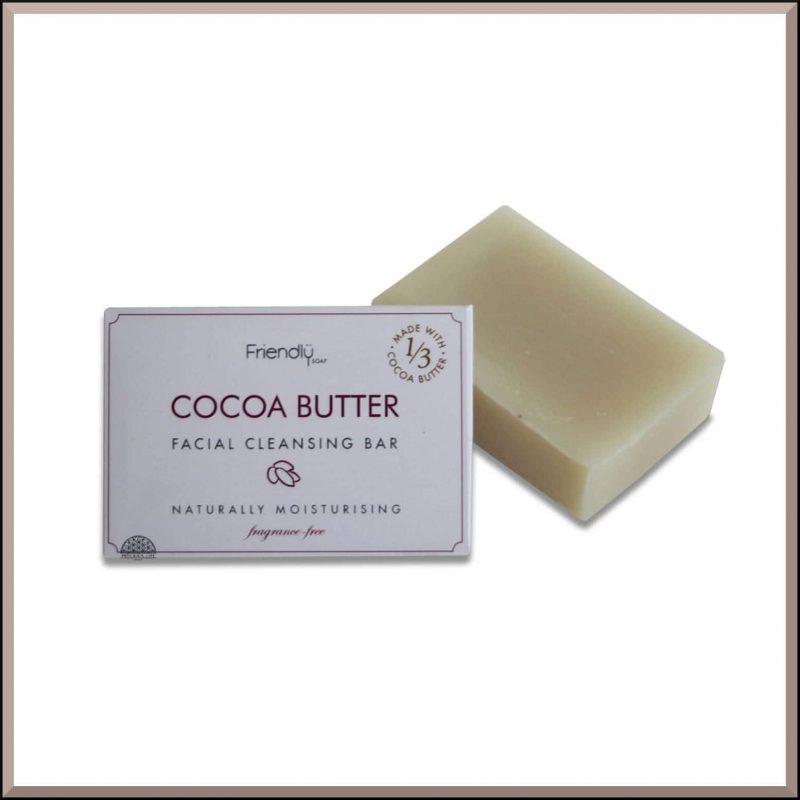 """Savon SAF """"Beurre de Cacao"""" 95gr - Friendly Soap"""