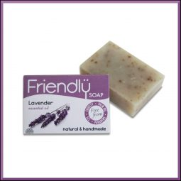 "Savon SAF ""Lavande"" 95gr - Friendly Soap"