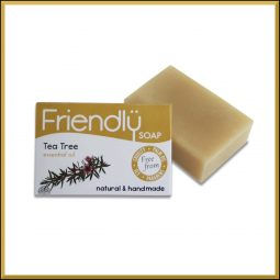 "Savon SAF ""Arbre à Thé"" 95gr - Friendly Soap"