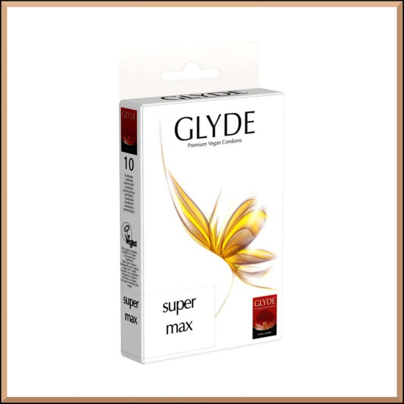 Préservatifs Super Max - Glyde