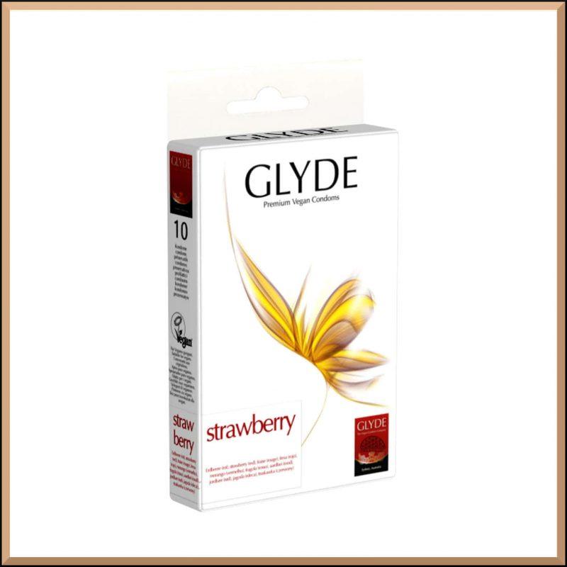 Préservatifs Ultra Fraise - Glyde