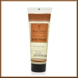 "Gel douche ""Vanille & Sucre roux"" 237ml - Deep Steep"