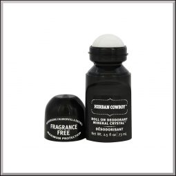 Déodorant roll on Sans Parfum 73ml - Herban Cowboy