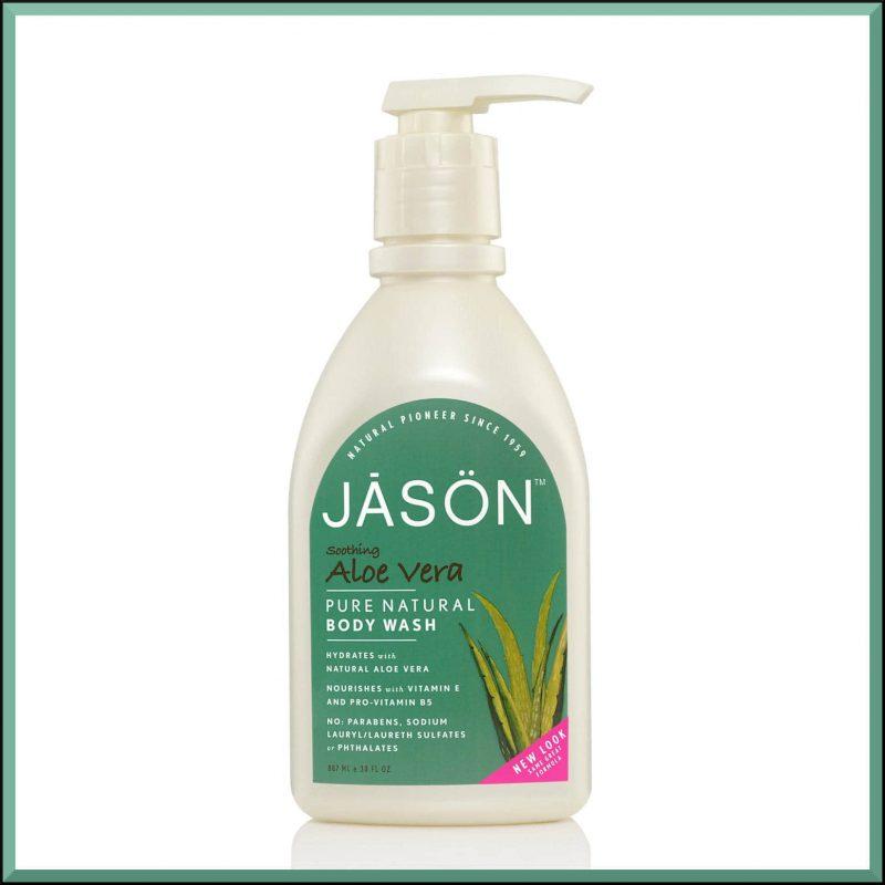 "Gel douche ""Aloe Vera"" 887ml - Jason Naturals"