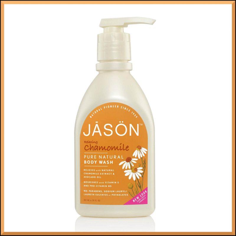 "Gel douche ""Camomille"" 887ml - Jason Naturals"