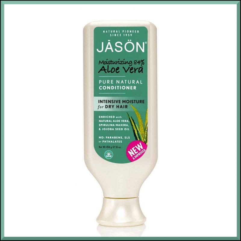 """Après shampoing """"Aloe vera"""" 473ml - Jason Naturals"""