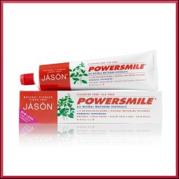 "Dentifrice sans fluor vegan & naturel ""Powersmile"" 170gr"