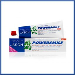 "Dentifrice au fluor vegan & naturel ""Powersmile"" 170gr"