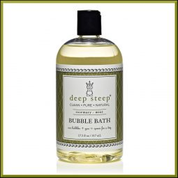 "Bain moussant ""Menthe & Romarin"" 500ml - Deep Steep"