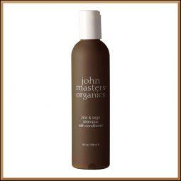 "Shampoing 2en1 ""Zinc & Sauge"" 236ml - John Masters Organics"