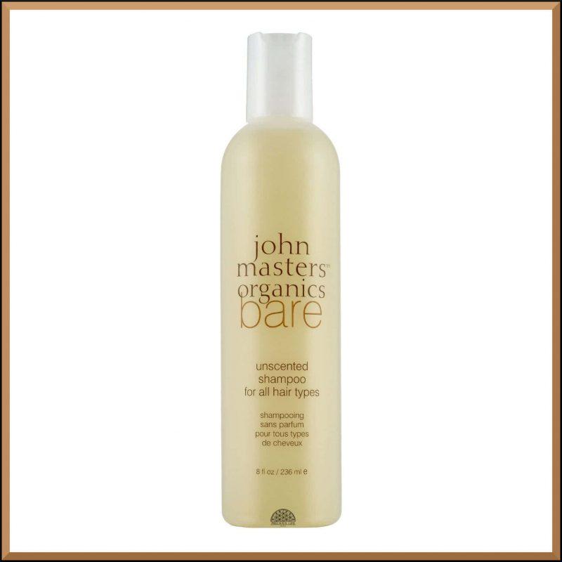 "Shampoing ""Sans Parfum"" 236ml - John Masters Organics"