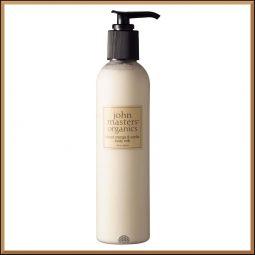 "Lait hydratant ""Orange sanguine & Vanille"" 236ml - John Masters Organics"
