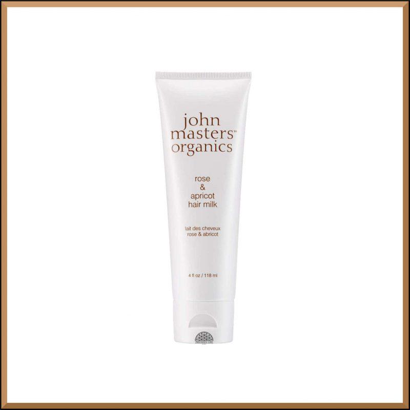 """Lait pour cheveux """"Rose & Abricot"""" 118ml - John Masters Organics"""
