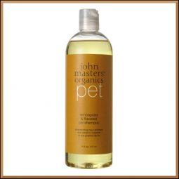 "Shampoing ""Citronnelle & Graines de lin"" 473ml - John Masters Organics"