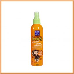 "Spray démélant ""Orange"" 236ml - Kiss My Face"