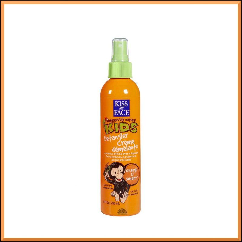 """Spray démélant """"Orange"""" 236ml - Kiss My Face"""