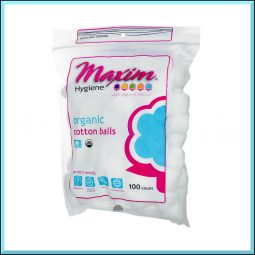 Boules de coton - Maxim