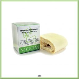 Bandes poly coton épilation - Moom