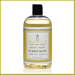 "Bain moussant ""Pamplemousse & Bergamote"" 500ml - Deep Steep"