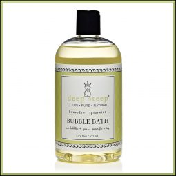 "Bain moussant ""Melon miel & Menthe verte"" 517ml - Deep Steep"