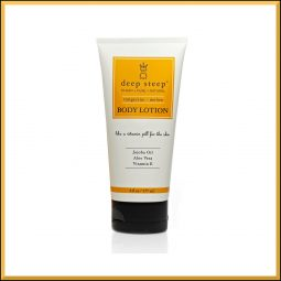 "Lotion hydratante corps ""Mandarine & Melon"" 177ml - Deep Steep"