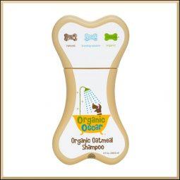 "Shampoing extra doux ""Avoine"" 235ml - Organic Oscar"