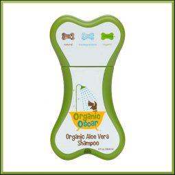 "Shampoing doux ""Aloe vera"" 235ml - Organic Oscar"