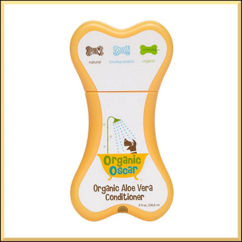 "Après shampoing doux ""Aloe vera"" 235ml - Organic Oscar"