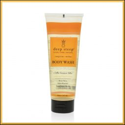 "Gel douche ""Mandarine & Melon"" 237ml - Deep Steep"