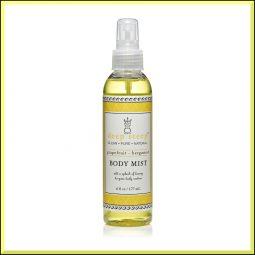 Brume parfumée vegan & bio senteur Pamplemousse Bergamote 177ml