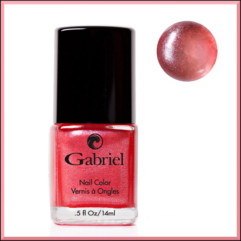 "Vernis à ongles ""Guava Glaze"" 14ml - Gabriel Color"
