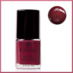 "Vernis à ongles ""Sangria"" 14ml - Gabriel Color"